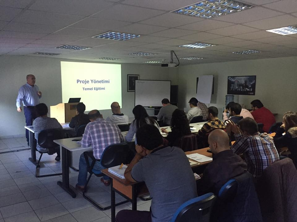 İSTE-TTO tarafından ASAŞ Filtre- AGM Otomotiv- GFT Filtre Çalışanlarına Yönelik Uygulamalı Proje Yönetimi Eğitimi