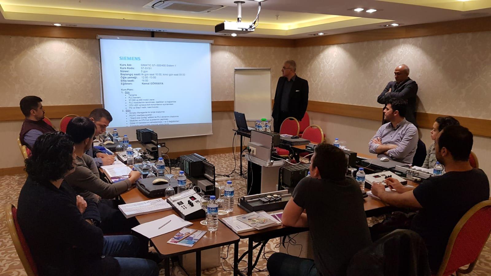 İSTE-TTO ve SIEMENS İşbirliği İle PLC Otomasyon Eğitimi
