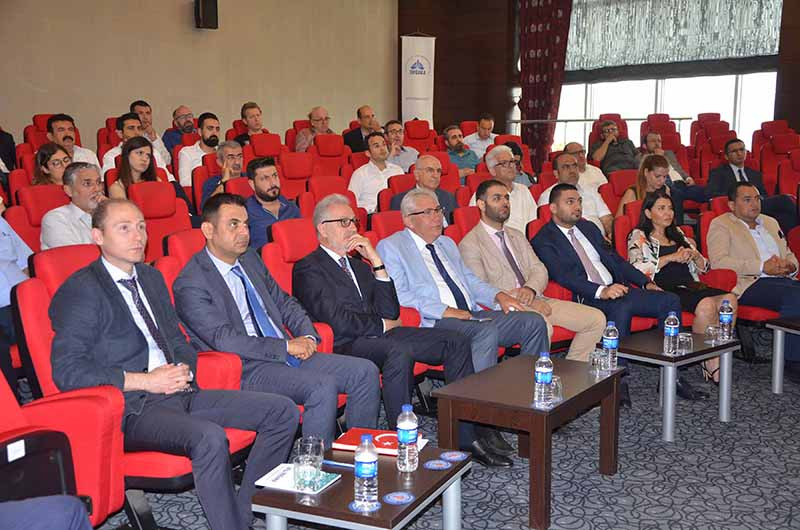 İSTE-TTO Olarak Hatay İli Filtre Sektörü Değer Zinciri Analiz Çalıştayı'na Katılım Sağladık.