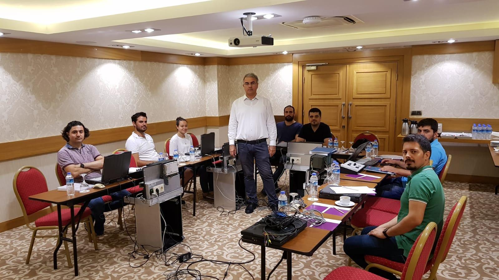 İSTE-TTO & SIEMENS İşbirliği ile Simatic S7 300/400 Sistem 2 Eğitimi